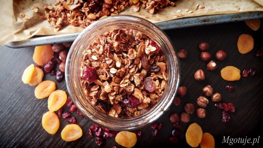 Granola - czyli domowe musli