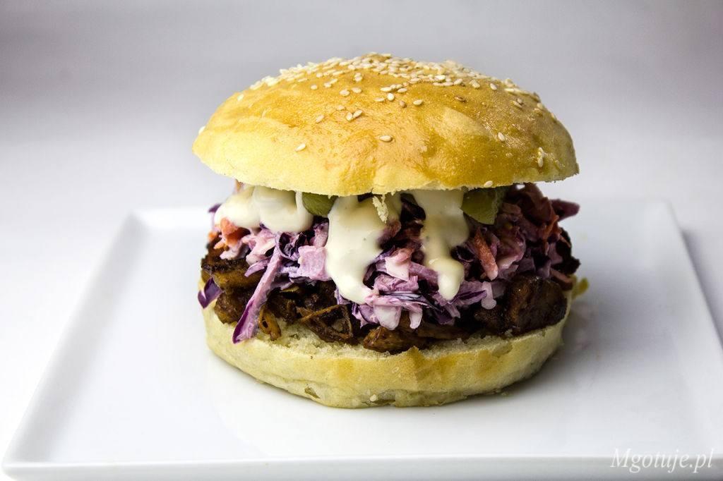 Pulled pork czyli następca hamburgera