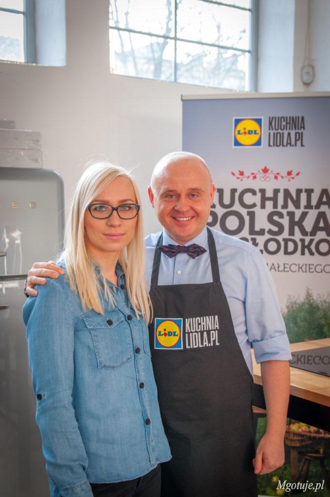 Kuchnia Polska wgPawła Małeckiego czyli słodkie warsztaty zLidl Polska