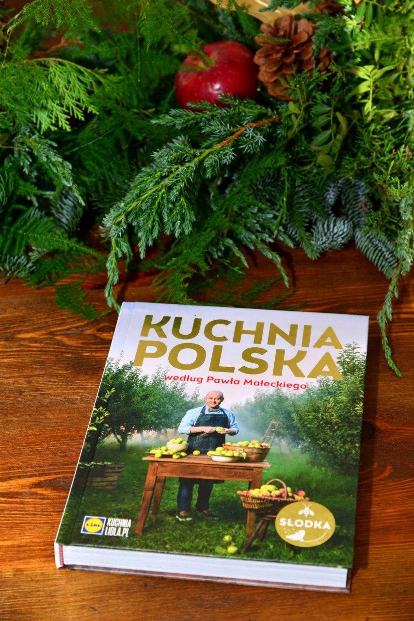 Kuchnia Polska wg Pawła Małeckiego czyli słodkie warsztaty z Lidl Polska